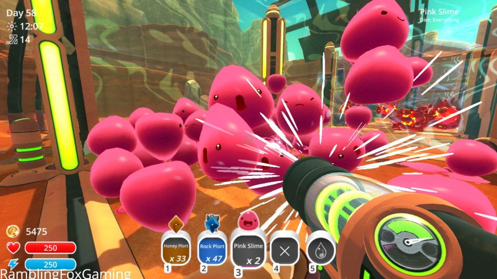 Slime Rancher – Review – Rambling Fox Gaming